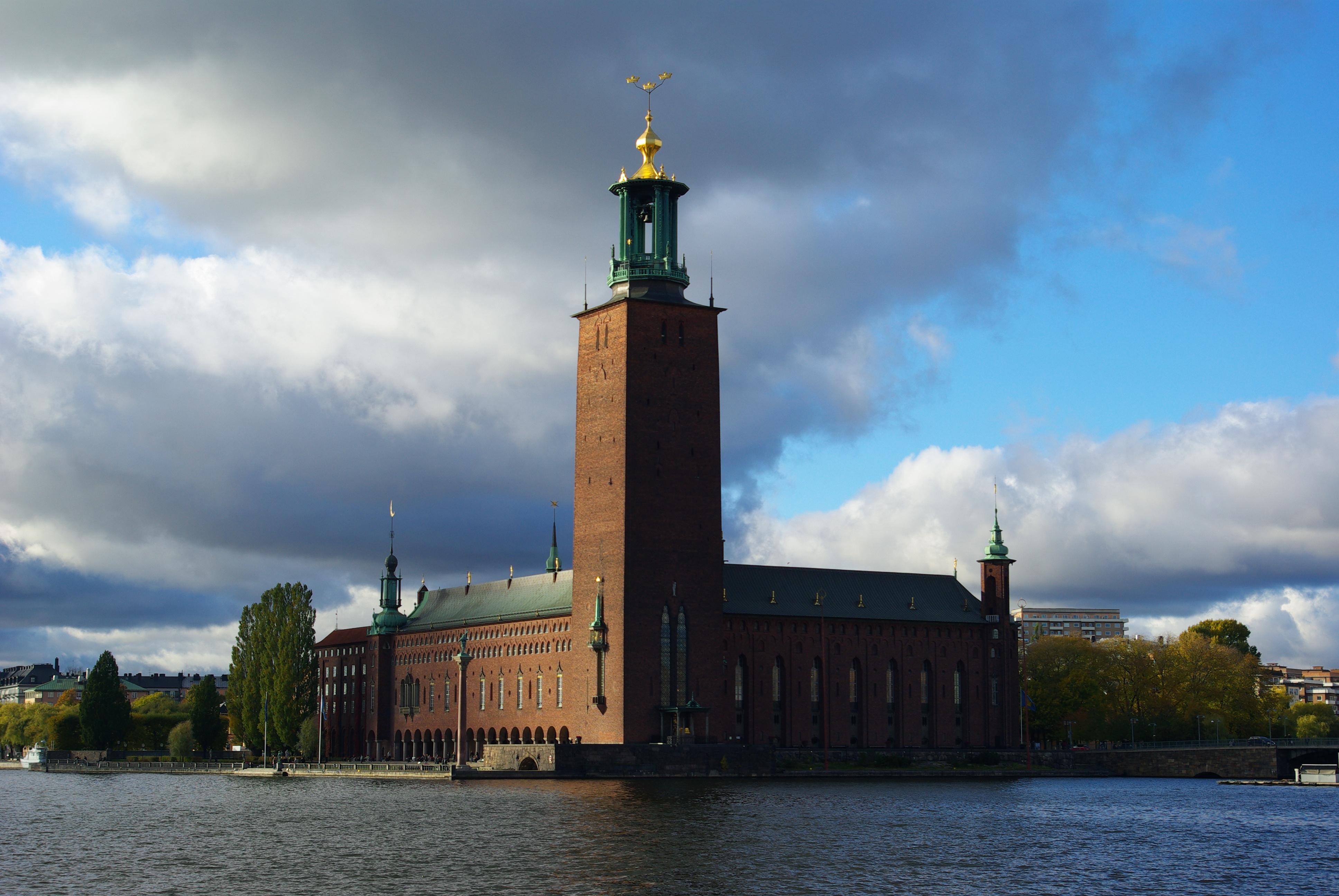 Weekend 2019 stockholm